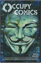 Cover OCCUPY COMICS Trade